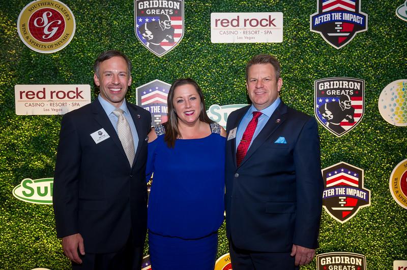 Art Pue, Shannon Jordan, General Rich Gross (ret) - After the Impact Fund