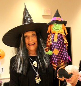 Scariest Costume Winner