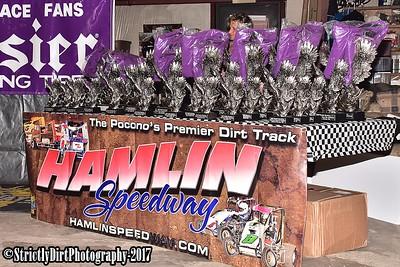 2017 Hamlin Speedway Awards Banquet 11.18.17