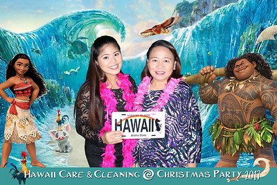 2017 Hawaii Care & Cleaning Christmas Party
