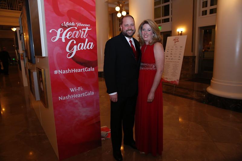 2017 Heart Gala at the Schermerhorn Symphony Center on January 28,  2017.  Photos by Donn Jones Photography.