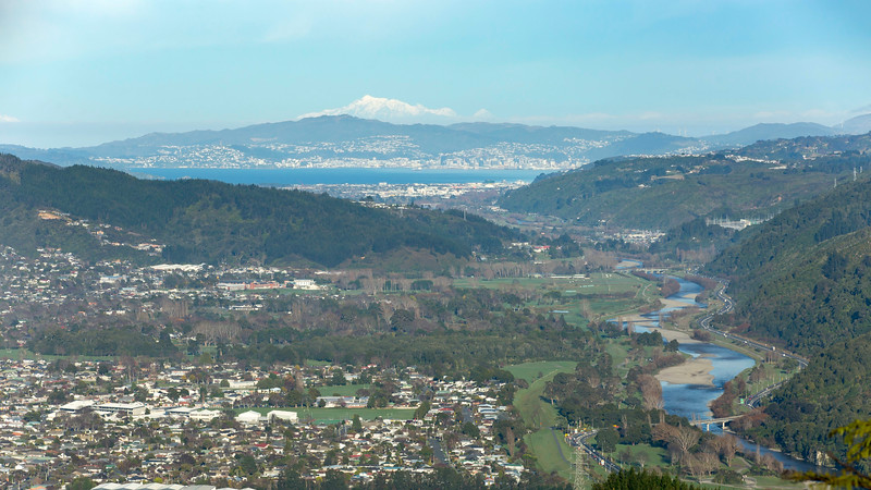 20170726 Hutt Valley, Wellington & South Island from Cannon Point  _JM_1463-2 a