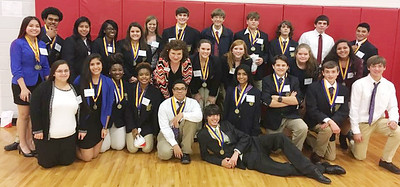 Marion County High FBLA