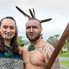 """Powhiri and Official welcome to players, guests and spectators of the Asia-Pacific Amateur Championship tournament 2017 held at Royal Wellington Golf Club, in Heretaunga, Upper Hutt, New Zealand on 25 October 2017. Copyright John Mathews 2017  <a href=""""http://www.john.mathews.co.nz"""">http://www.john.mathews.co.nz</a>"""
