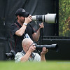 """New Zealand  Photographers Simon Watt and Dave Lintott in action on the  final day of the Asia-Pacific Amateur Championship tournament 2017 held at Royal Wellington Golf Club, in Heretaunga, Upper Hutt, New Zealand from 26 - 29 October 2017. Copyright John Mathews 2017.    <a href=""""http://www.megasportmedia.co.nz"""">http://www.megasportmedia.co.nz</a>"""