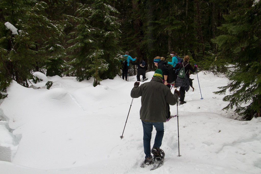 In the footsteps of Jerry Davis:<br /> Hells Crossing/Pleasant Valley Loop Trail<br /> Chinook Pass, Washington