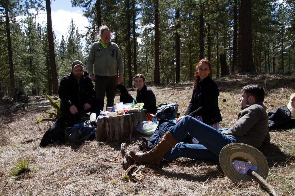 Cascade Park (Wenas Camp)<br /> Wenas Valley, Washington