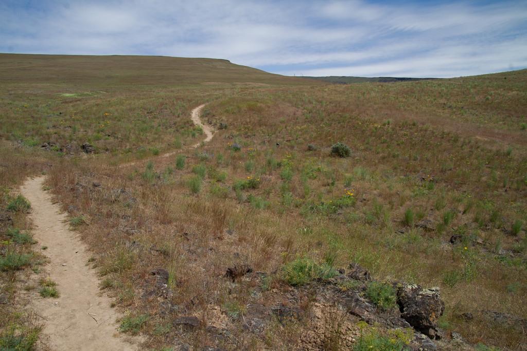 Yakima Skyline Trail<br /> Yakima River Canyon
