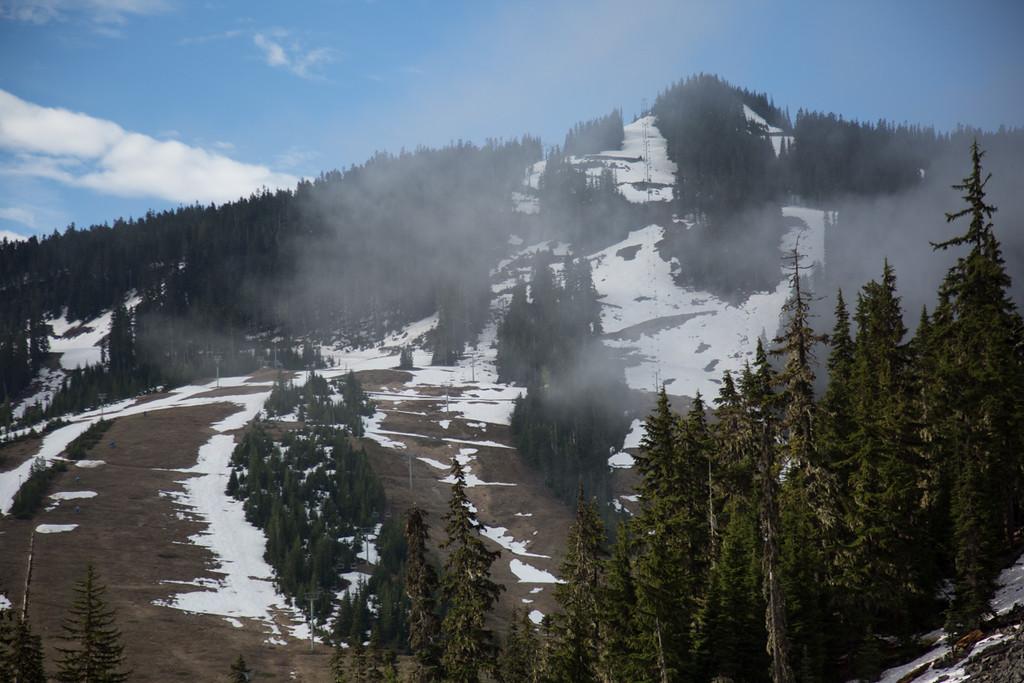 Ann & Blake's Wedding Day<br /> White Pass Ski Resort
