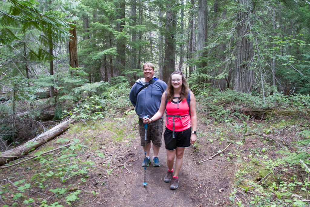 Colchuck Lake Hike<br /> Stuart Lake Trail<br /> Alpine Lakes Wilderness