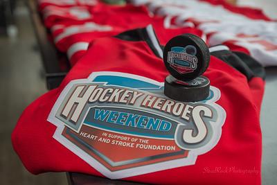 2017 Hockey Heroes Weekend
