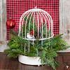 #7 Vintage Bird Cage Medium