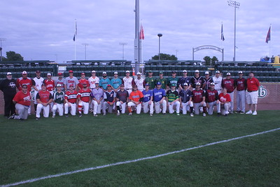2017 Home Talent All-Star Baseball Game 8-11-17
