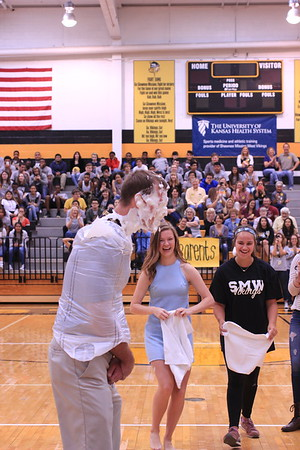 2017 Homecoming Pep Assembly