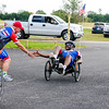 Cyclists ride the 2017 Optum Honor Ride in Houston. Project Hero, a 501(c)3 non-profit organization, is dedicated to helping Veterans and First Responders affected by PTSD, TBI, illness, and injury achieve rehabilitation, recovery and resilience in their daily lives. Photo by Joanna Covington