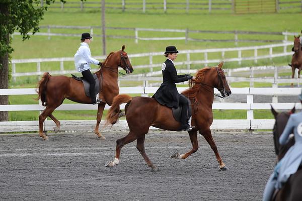 Caroline & Tammy - Keystone Classic Horse Show