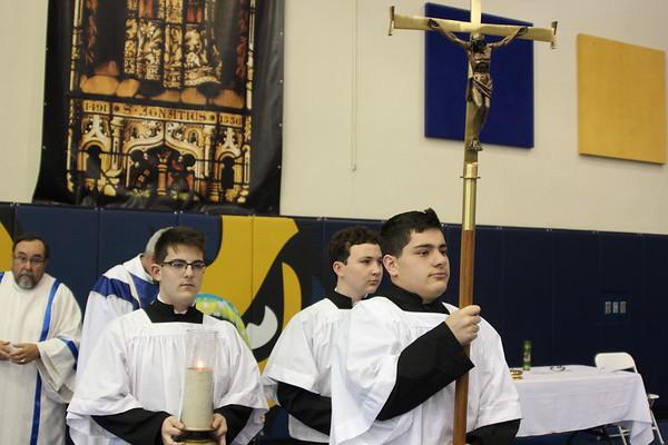 2017 Ignatian Week Mass