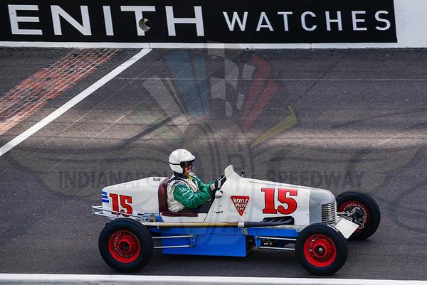 Indy Roadster Legends - Oval