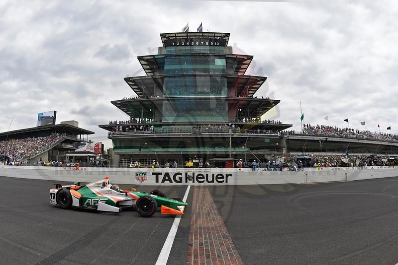 Indianapolis 500<br /> Indianapolis Motor Speedway<br /> Indianapolis , Indianapolis, IN <br /> Sunday May 28, 2017<br /> <br /> ©2017 Walt Kuhn