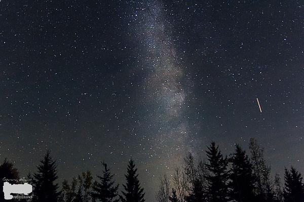 Memramcook NB Stargazing