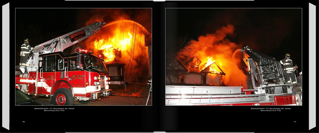PAGE 76-77 <br /> BRIDGEPORT, CT (November 30, 2009)Beechwood Ave. Fire