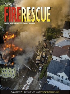 FIRE RESCUE - COVER August 2017