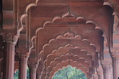 Agra Fort, Old Delhi, India