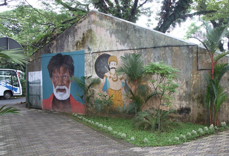 Murial from Biennale