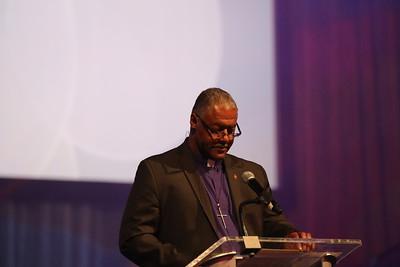 Keynote address with Dr. Joseph Daniels, Jr.