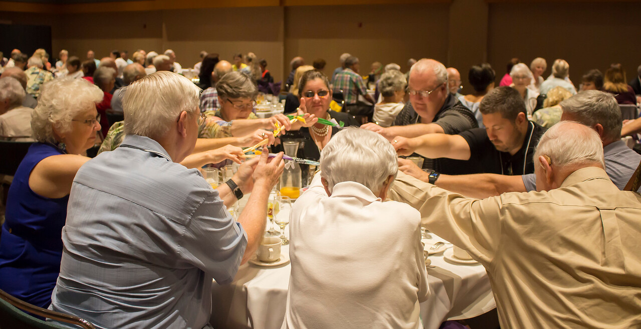Prayer Breakfast at 2017 INUMC Annual Conference in Indianapolis