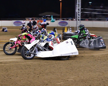 08.02.2017 ~ Industry Racing - Legends & Heroes - Speedway and Extreme Sidecars
