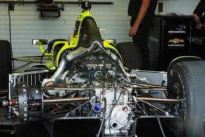 Menards Race Car