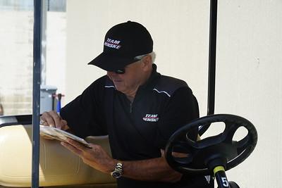 Roger Penske Signs Autograph