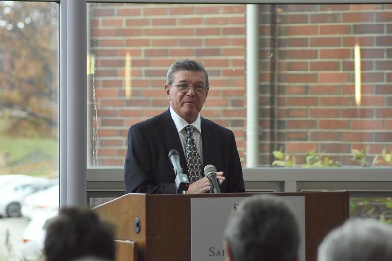 2017 James F. Will Hall Dedication