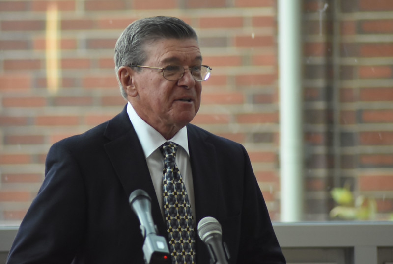 2017 James F. Will Hall Dedication