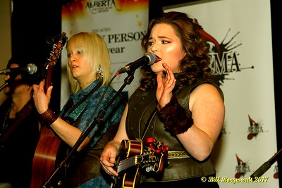 Doll Sisters - Songwriters - ACMA Awards 2017 0344a