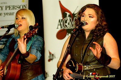 Doll Sisters - Songwriters - ACMA Awards 2017 0337a