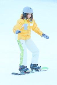 IMG_2453 beatrix garza, her first day on snowboard