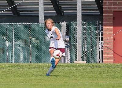 JHS Girls Soccer vs Cottonwood