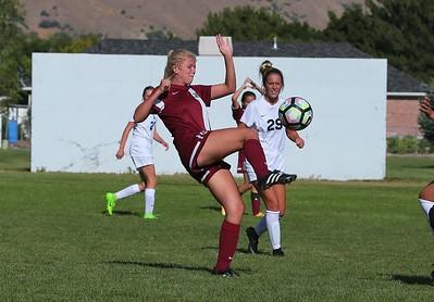 JHS Girls Soccer vs American Fork
