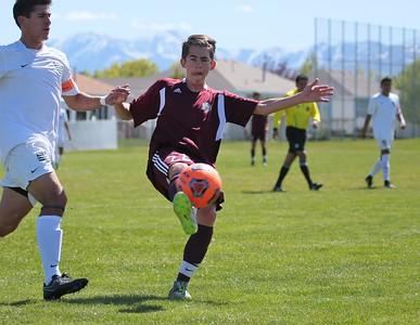 JHS Soccer vs Copper Hills Game 2