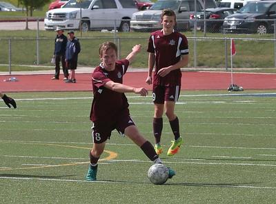 JHS Soccer vs Herriman Playoff Game