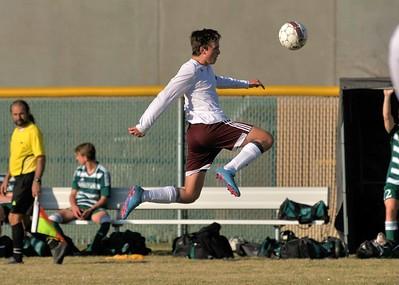 JHS Soccer vs Olympus
