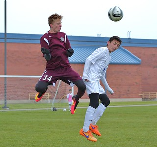 JHS Soccer vs Taylorsville Game 2