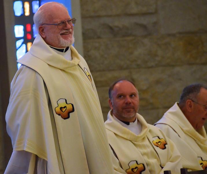 Fr. Nick and Fr. David