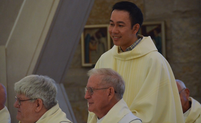 Fr. Vien is acknowledged
