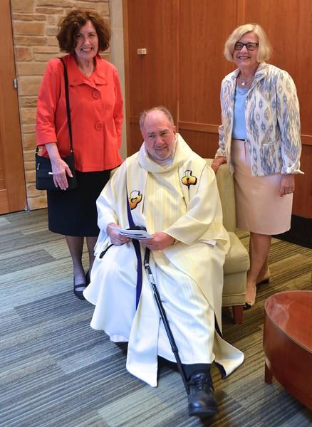 Fr. Tony and friends