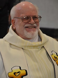 Fr. Nick, happy anniversary!