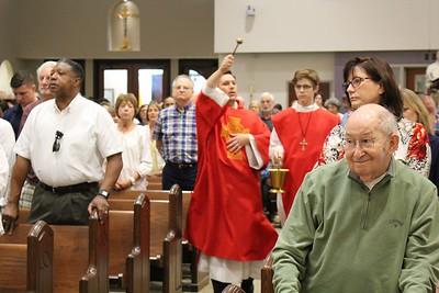 2017 Jul 4 Altar & Mass