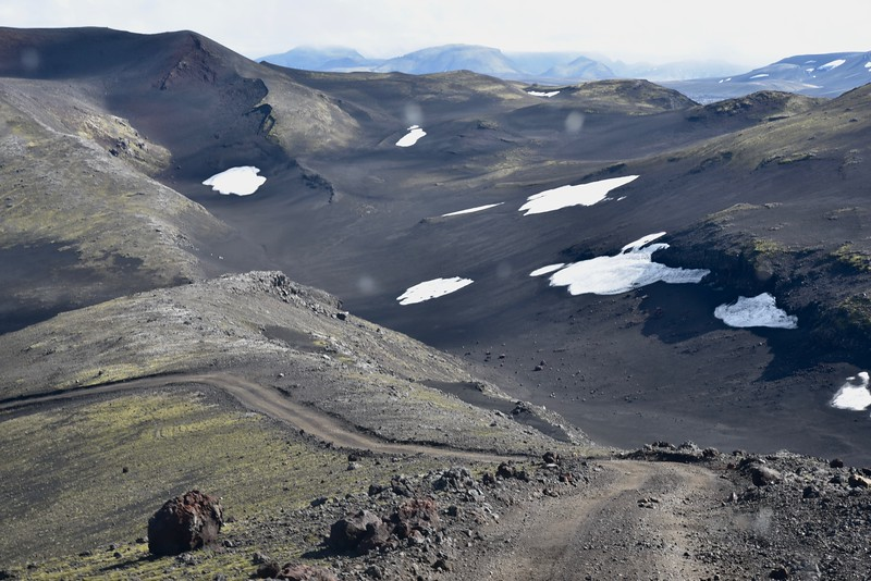 2017 July-Mt. Hekla & Landmannalaugar